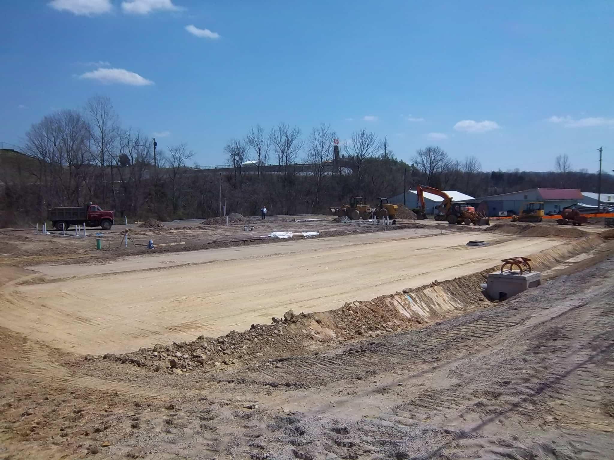Excavating Company | Zane Brooks Excavating | Kingsport, TN